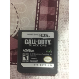 Call Off Dutty Black Ops Nintendo Ds