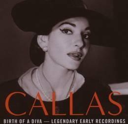 callas maria the birth of a diva legendary cd nuevo