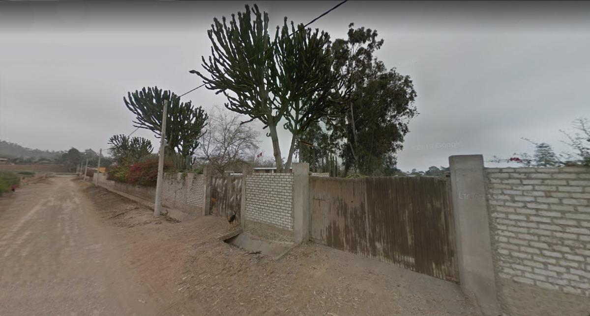 calle 7, pachacamac