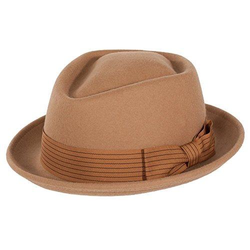 Calle 9 100% Lana  boxer  Porkpie Sombrero (3 Colores) (medi -   200.000 en Mercado  Libre a0ae5c5c47f
