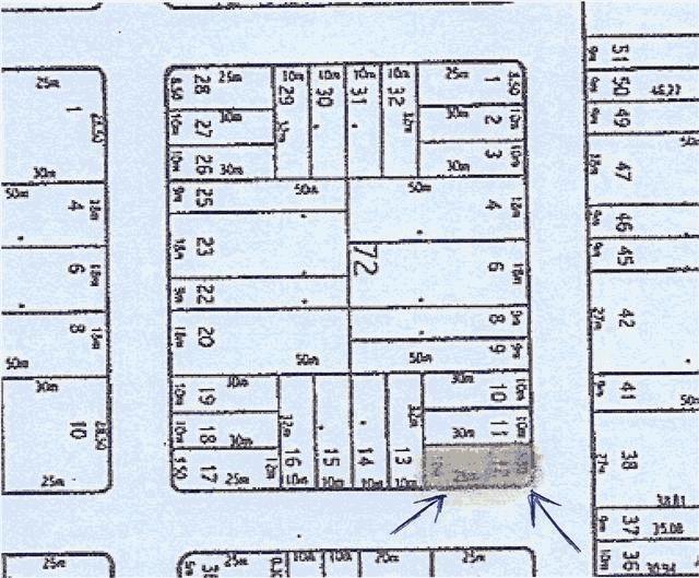 calle rio branco esq. calle 16 100 -  - terrenos/fracciones/loteos loteos - venta