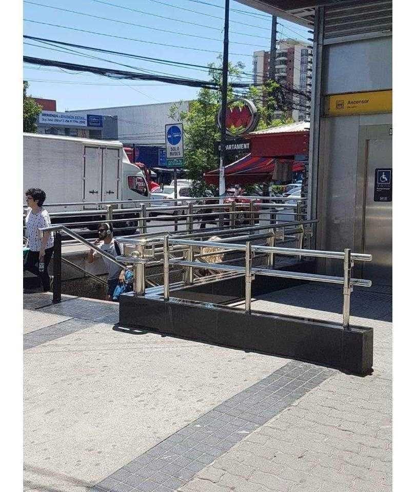 calle uno (metro departamental)