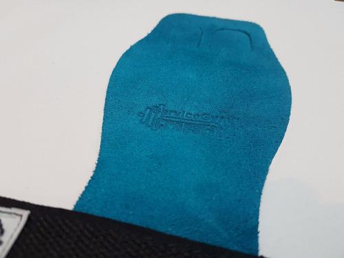 calleras cayera guantes crossfit  cuero colores  servicegym