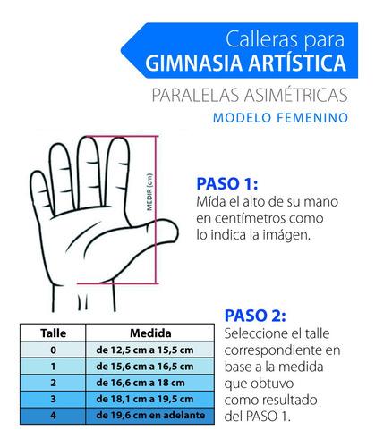calleras para asimetricas c/hebilla gimnasia artistica