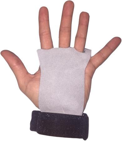 calleras para crossfit guantes cuero gym cayera simil wod