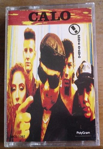 calo ponte atento cassette 1991 bvf