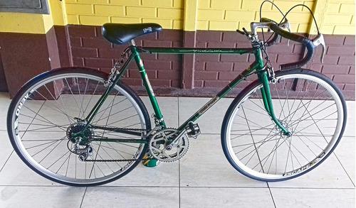 caloi 10 sportissima cor verde metálico - original