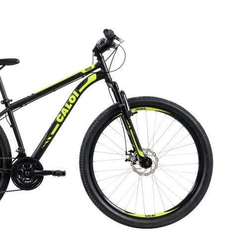 d7212f4ad Bicicleta Caloi Velox Aro 29 T17r29v21 Preta - R  1.199