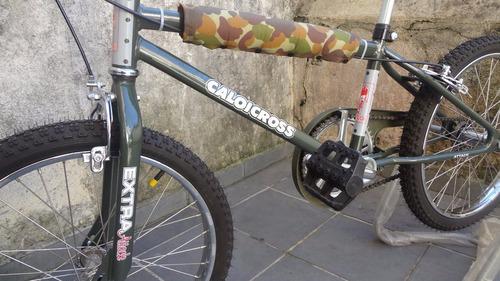 caloi cross gota extra attack  1985 100% original light bmx