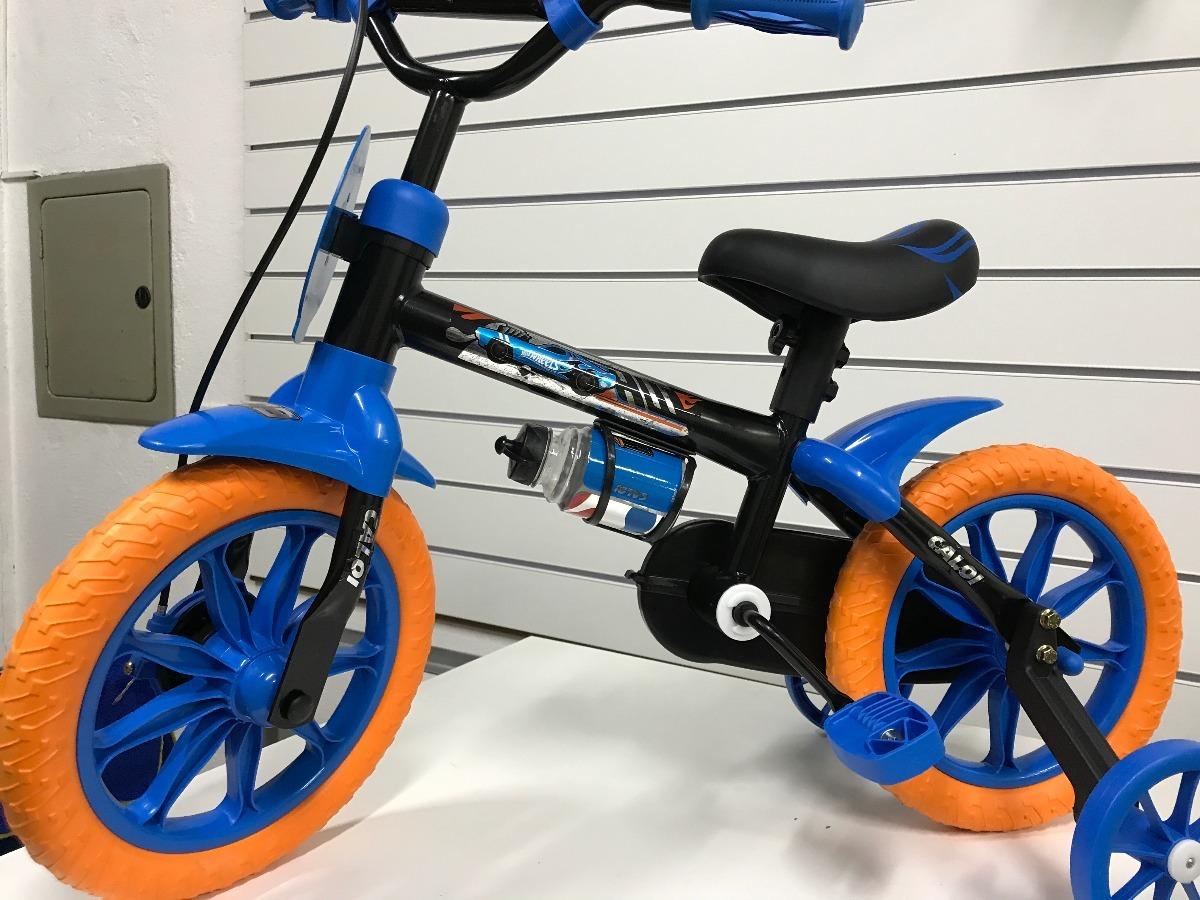 187c82c82 caloi infantil hot wheels aro 12. Carregando zoom.