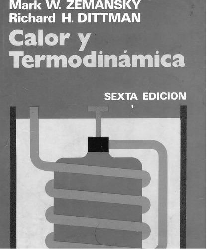 calor y termodinamica /zemansky dittman / libro digital pdf