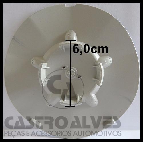 calota calotinha central miolo tampa roda prisma celta- 1 pç