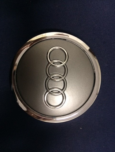 calota calotinha emblema tampa roda audi a4 a6