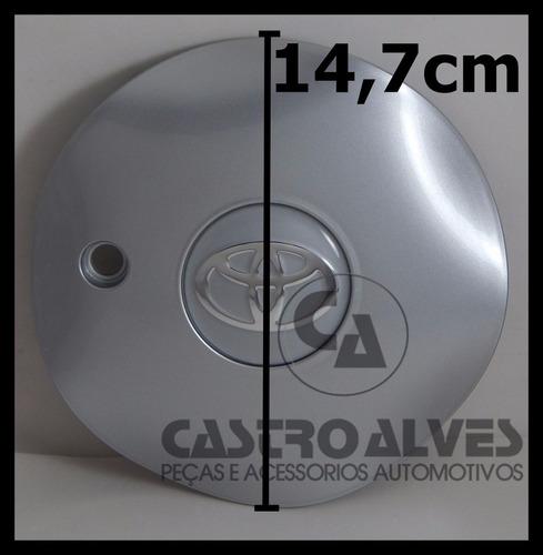 calota centro calotinha tampa miolo roda corolla 1999 a 2002