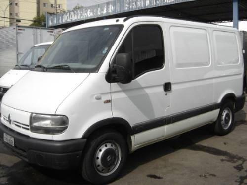 Calota Centro De Roda Da Renault Master Original