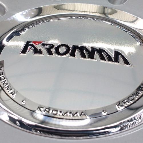 calota centro de roda tsw devine roda kromma com emblema