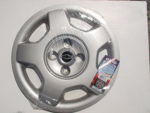 calota corsa hatch aro 14 c/emblemas