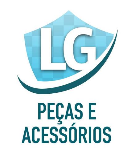 calota cromada super luxo fuscão/brasilia/tl (unidade)