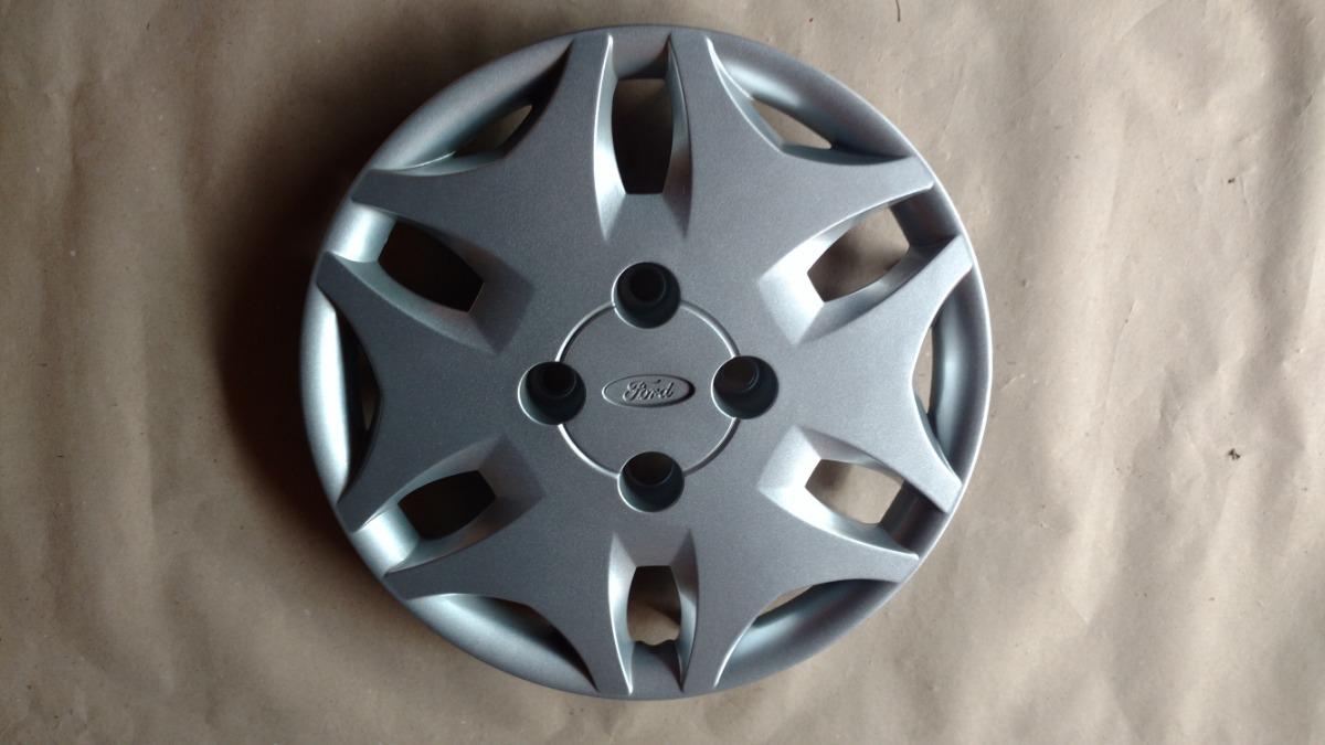 new product a6c63 cdac1 Calota Da Roda 5,5 X 14 Ford Ka 08-11 Tecno 9s55/ 1130/aa/