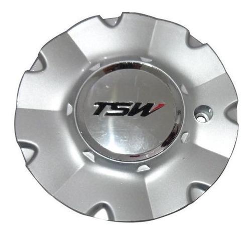 calota miolo centro de roda tsw - heaven aros 17/20 prata