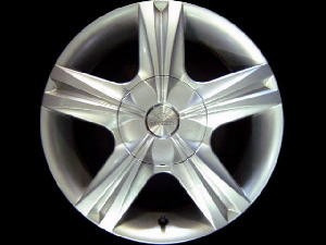 calota miolo centro roda mangels rush aro 13 prata pdac 9135
