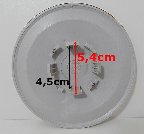 calota miolo tampa p/ roda original liga lev up vw aro 14 15