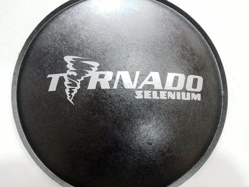 calota protetor p/  fal.  selenium tornado 160mm + cola