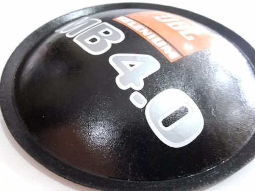 calota protetor p/ falante jbl selenium mb 4.0 135mm + cola