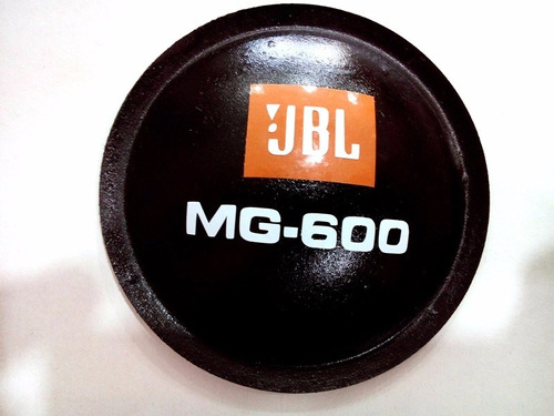 calota protetor para falante jbl selenium mg-600 85mm +cola