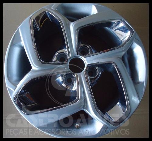 calota tampa central roda citroen c3 exclusive prata - 1 pç