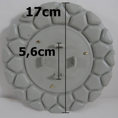 calota tampa centro p/ roda liga lev bbs brw900 aro 15 17 18