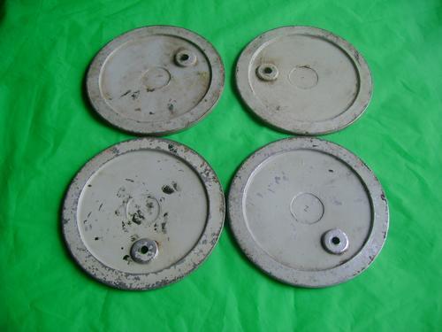 calotas rodas aluminio