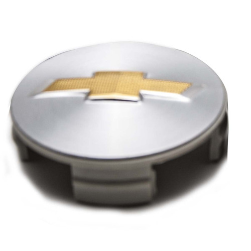 calotinha centro roda vaska kromma 60mm emblema gm