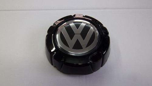 calotinha de roda da saveiro trooper nova cor preta r$ 24,99