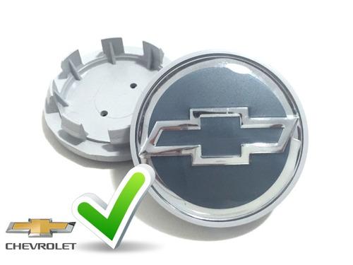 calotinha tampa roda chevrolet astra 2010 e 2011 60mm cinza