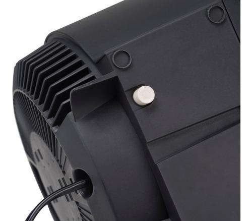 caloventor bgh turbina frio/calor fan heater 1800w negro