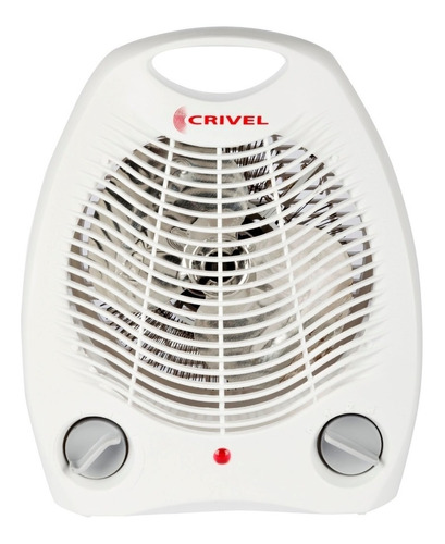 caloventor crivel 2000 wts cv-13 termostato palermo envios