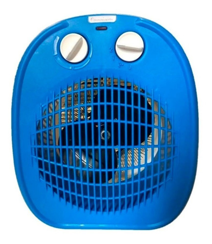 caloventor electrico estufa connoiserve 2 niveles 1800w cuo