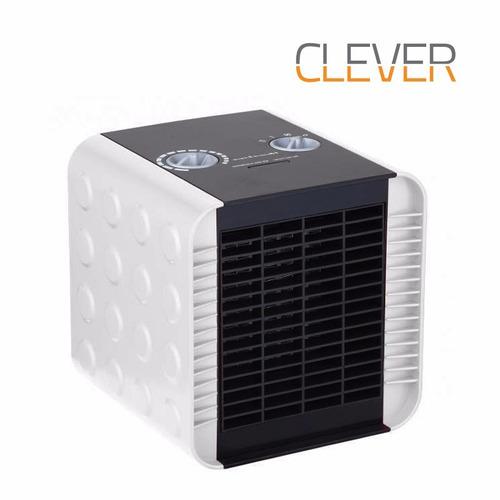 caloventor electrico ptc clever blanco 750-1000 w lego 1500b