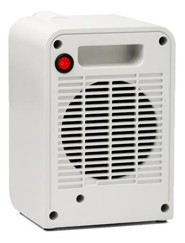 caloventor liliana cerámico forzahot ptc617 termostato 1500w