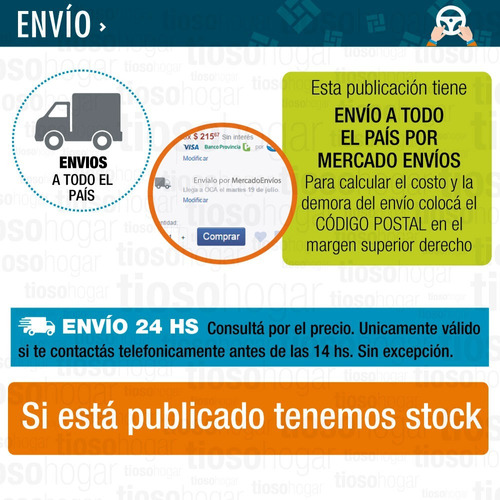 caloventor movil electrico star trak stc115 2 niveles