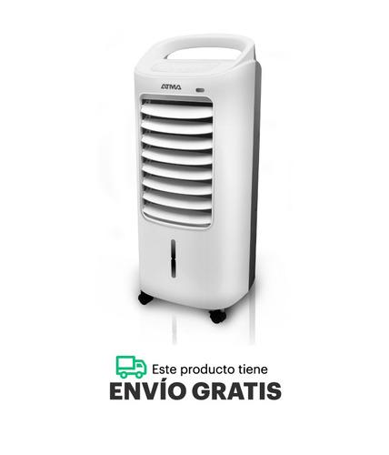 caloventor y climatizador 3 en 1 portátil atma cp8143fc