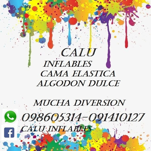 calu inflables
