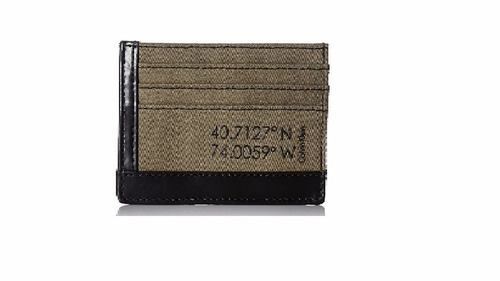calvin klein - billetera, hombres
