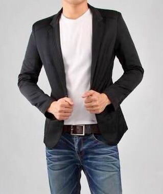 99e1820d82430 Calvin Klein Original Blazer Terno Slim - R  550