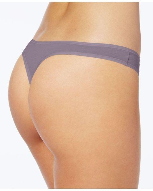 afae83b34b75 Calvin Klein - Bragas Tipo Tanga, Para Mujer
