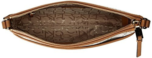 d8989bc314 Calvin Klein Hudson Signature Crossbody Flat Pack - $ 839.900 en ...