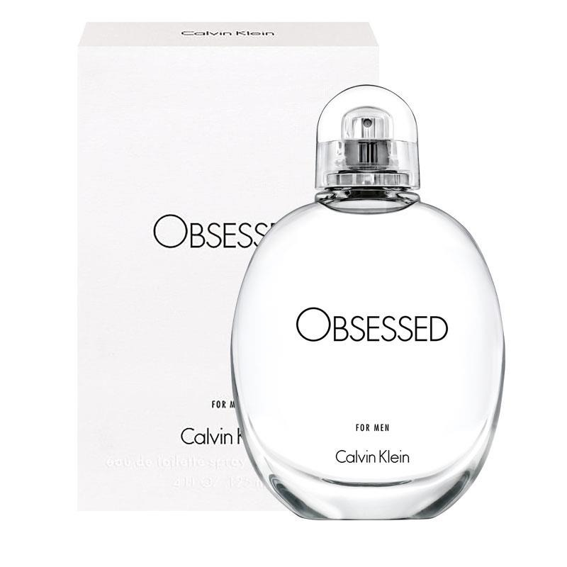 2f21498ec9de0 Calvin Klein Obsessed For Men 125ml Masculino