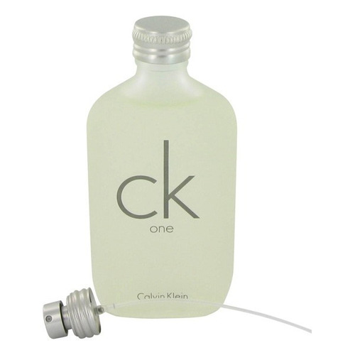 Perfume Ck One Calvin Klein Unissex Homem E Mulher Original - R  199 ... 7ec43e43d7