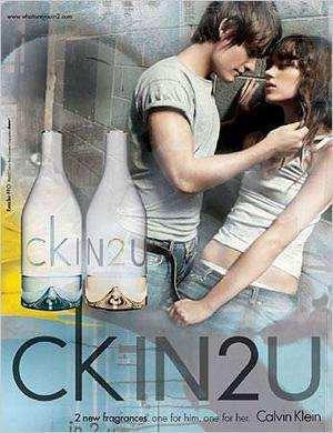 calvin klein perfume hombre